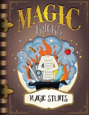 Magic Stunts by John Wood image