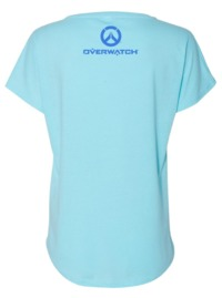 Overwatch: Mei Icon - Women's Dolman Shirt (Small) image