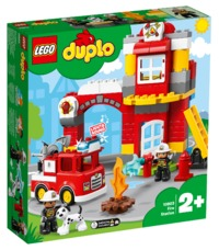 LEGO DUPLO: Fire Station (10903)