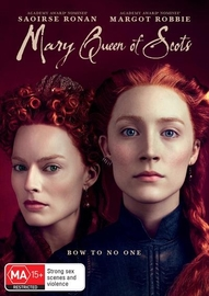 Mary Queen Of Scots on DVD image