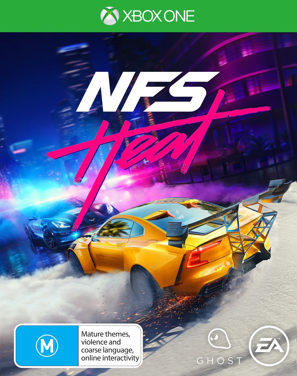Need for Speed Heat for Xbox One image