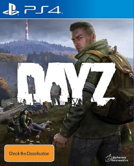 DayZ for PS4