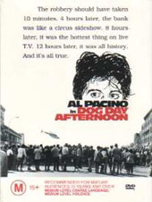 Dog Day Afternoon on DVD
