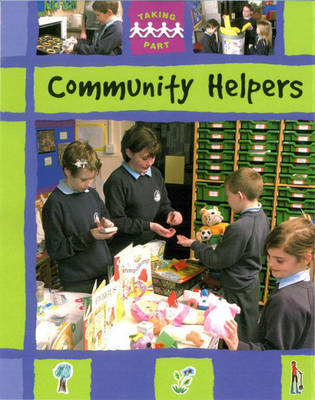 Community Helpers by Sally Hewitt image