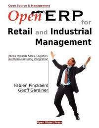 Open Erp for Retail and Industrial Management by Fabien Pinckaers