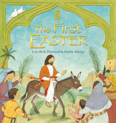 The First Easter by Lois Rock image