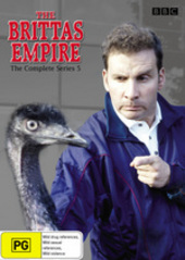 Brittas Empire, The - Complete Series 5 on DVD