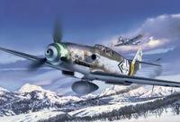 Revell Messerschmitt Bf109 G-6 1/36 Model Kit
