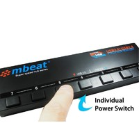 mBeat 7 Port Powered USB 3.0/2.0 Hub