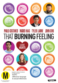 That Burning Feeling on DVD