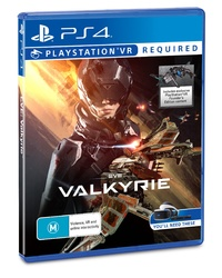 EVE: Valkyrie for PS4