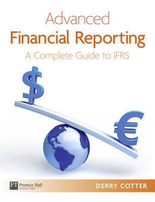 Advanced Financial Reporting by Derry Cotter image