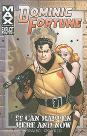 Dominic Fortune: It Can Happen Here and Now by Howard Chaykin image
