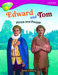 Oxford Reading Tree: Level 10: Treetops Non-Fiction: Edward and Tom: Prince and Pauper by Sarah Fleming image