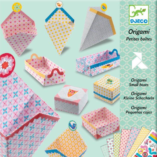 Djeco: Design Small Boxes