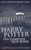 The Harry Potter Quiz Book by Jack Goldstein