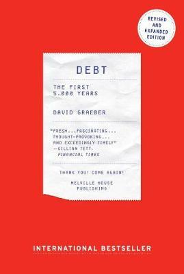 Debt by David Graeber image