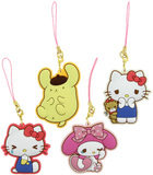 Sanrio: Rubber Charm - Blind Box