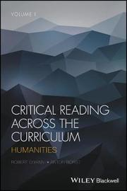 Critical Reading Across the Curriculum by Anton Borst image