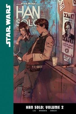 Star Wars Han Solo 2 | Marjorie Liu Book | In-Stock - Buy
