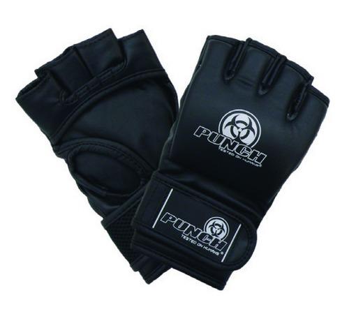 Punch: Urban MMA Gloves - Medium (Black) image