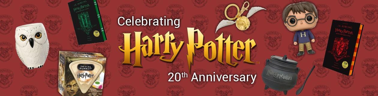 Harry Potter 20th Anniversary!