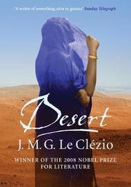 Desert by J.M.G. Le Clezio image