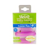 Heinz Baby Basics Freezer Pots (4pk)