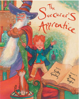 The Sorcerer's Apprentice by Sally Grindley image