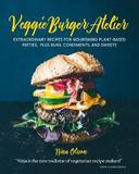 Veggie Burger Atelier by Nina Olsson