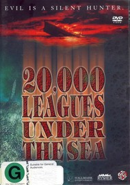 20,000 Leagues Under The Sea on DVD