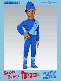 "Thunderbirds: Scott Tracy - 12"" Articulated Figure"