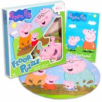 Peppa Pig - 46pc Floor Puzzle