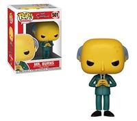 The Simpsons - Mr Burns Pop! Vinyl Figure image