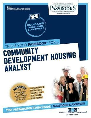 Community Development Housing Analyst by National Learning Corporation