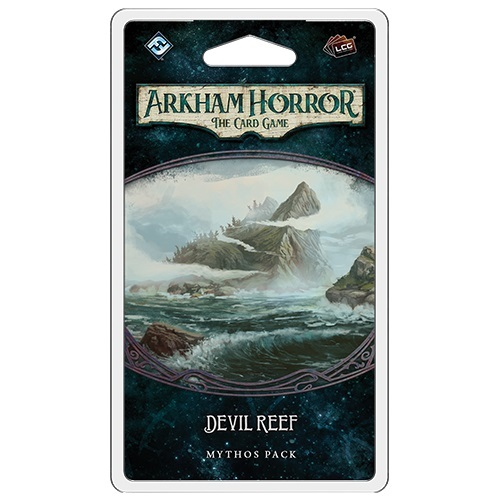 Arkham Horror LCG: Devil Reef - Mythos Pack