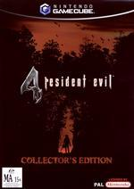 Resident Evil 4 Collector's Edition for GameCube