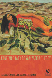 Contemporary Organization Theory image