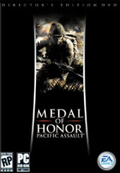 Medal Of Honor: Pacific Assault Director's Edition for PC Games