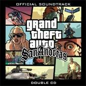 Grand Theft Auto: San Andreas Soundtrack for PlayStation 2