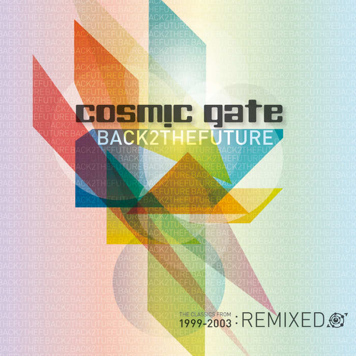Back 2 The Future by Cosmic Gate image
