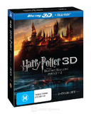 Harry Potter & The Deathly Hallows Part 1 and 2 DVD