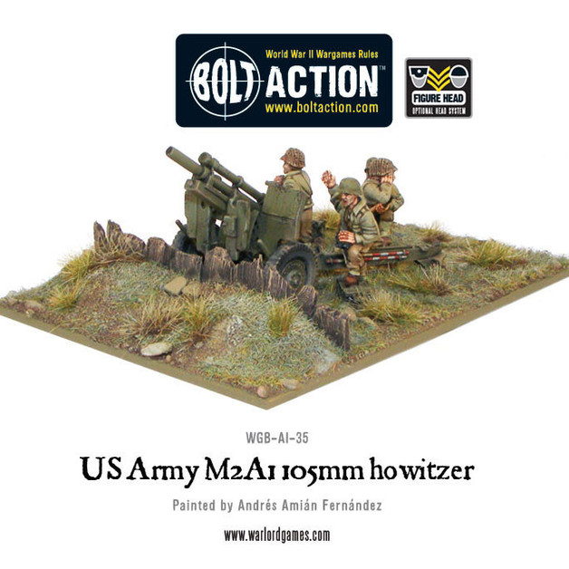 US Army - M2A1 105mm Howitzer