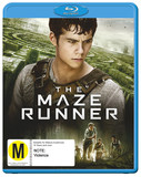 Maze Runner on Blu-ray