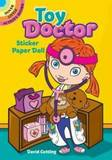 Toy Doctor Sticker Paper Doll by David Cutting