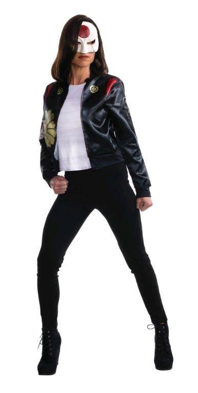Suicide Squad Katana Costume (Medium)