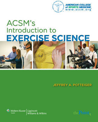 ACSM's Introduction to Exercise Science by Acsm