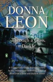 Through a Glass, Darkly by Donna Leon image