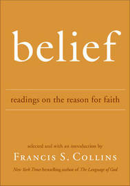 Belief by Francis S. Collins image