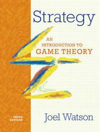 Strategy by Joel Watson